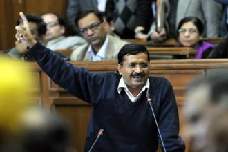 The Supreme Court is hearing an appeal filed by Arvind Kejriwal's  AAP government challenging the Delhi high court verdict holding that the lieutenant governor was the administrative head of Delhi. Photo: HT