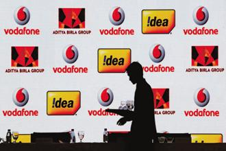 Idea Cellular's leverage ratio stands at 9:1, while Vodafone India's is 8:1 using annualized earnings for the September 2017 quarter. Photo: Reuters