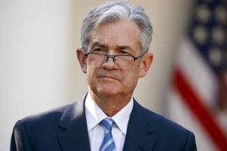 Jerome Powell is nominated to take over as Fed chairman in February. Photo: AP