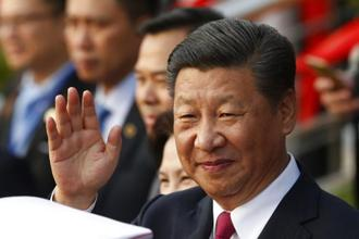 Chinese president Xi Jinping's trip highlighted shared ideological interests along with economic ties. Photo: AP