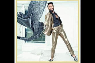 Actor Ranveer Singh as styled by Nitasha Gaurav.