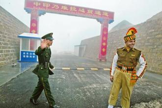 Tensions flared in June after Bhutan objected to an attempt by Chinese troops to build a road on the Doklam plateau. Indian troops, stationed in Bhutan under a special security arrangement intervened, triggering the face-off, which ended on 28 August. Photo: AFP