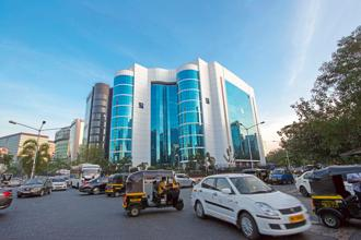 A file photo of Sebi headquarters building in Bombay. Photo: Aniruddha Chowdhury/Mint