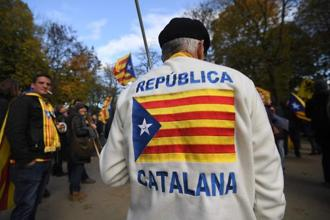 A growing dissatisfaction with fiscal transfers within the kingdom of Spain was, and remains, an important driver of the Catalonians' desire for independence. Photo: AFP