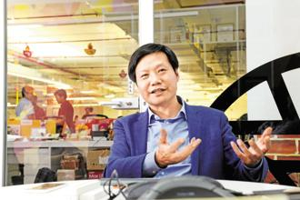 CEO Lei Jun says Xiaomi and sister firm Shuwei Capital, which have invested in six Indian internet companies including Hungama and Krazybee, will invest in startups operating in sectors like fintech and hyperlocal services to increase the adoption of mobile internet in India. Photo: Hemant Mishra/Mint