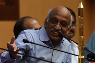 Isro chief says there is a visible change in the relationship between space agencies of India and Japan, which are both working together for looking at possible future cooperative mission. Photo: AFP