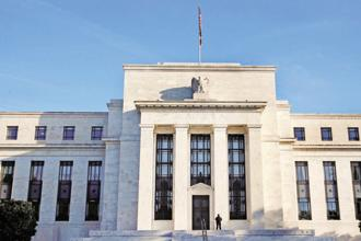 The Federal Reserve is clearly worried about financial stability risks. Photo: Reuters