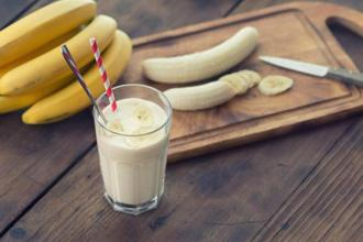 A banana smoothi. Photo: iStockphoto