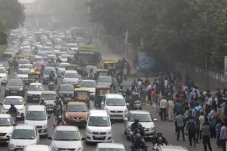 At least 2.5 million people in India died early because of pollution in 2015, more than any other country in the world, according to a study by the Lancet Commission on Pollution and Health. Photo: AFP