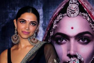 Viacom 18, the makers of Padmavati, had earlier said that they have deferred the movie's release which was originally scheduled on 1 December. Photo: AFP