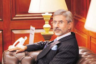 The global picture will be shaped by a new set of issues that includes the building of new connectivity that will particularly dominate Asia, foreign secretary S. Jaishankar says in speech to PHD Chamber of Commerce. Photo: HT
