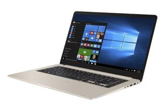 Asus Vivobook S15 is a slim notebook with a full-metal body and thin bezels around the screen.