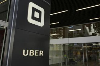 Although Uber launched four years ago and now has 450,000 drivers in 29 cities, it's locked in competition with Ola. Photo: AP