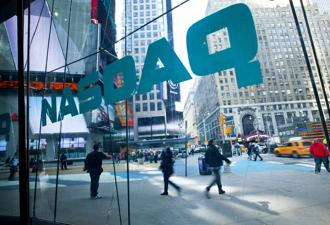 The Nasdaq Composite added 30.99 points, or 0.46$, to 6,821.71. Photo: Bloomberg