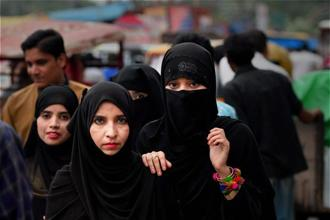 In August, the Supreme Court struck down the controversial instant triple talaq as arbitrary and unconstitutional. Photo: PTI