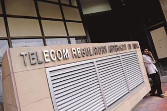 The Trai recommendation on spectrum holding, if accepted by the telecom dept, would come as a major relief to Idea Cellular and Vodafone India which are merging to create India's largest telecom operator ahead of Bharti Airtel. Photo: Pradeep Gaur/Mint