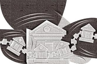 It remains to be seen whether banks can provide the same level of data integrity that is guaranteed by permission-less blockchains like bitcoin. Illustration: Jayachandran/Mint