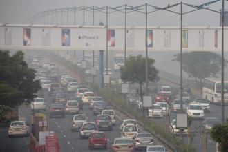 A new research paper on how sustained air pollution affects migration in China should be read by India's city administrators, particularly in the polluted National Capital Region. Photo: AFP