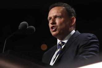 Peter Thiel co-founded payment service PayPal and is known for funding the Hulk Hogan lawsuit that led to the shutdown of online news site Gawker. Photo:  Reuters