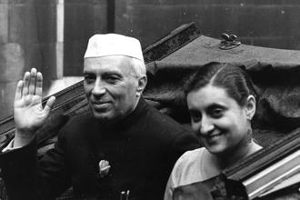 Where you stand on Jawaharlal Nehru probably has more to do with you than with Nehru. Photo: Monty Fresco/Topical Press Agency/Getty Images