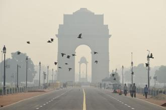 GST is threatening Narendra Modi administration's efforts to curb emissions in a nation that's home to 14 of the 30 most-polluted cities in the world. Photo: AFP