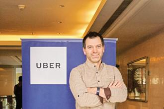 Daniel Graf, Uber's global head of product. India became the most important international market for Uber after it sold its China business to local rival Didi Chuxing last August.