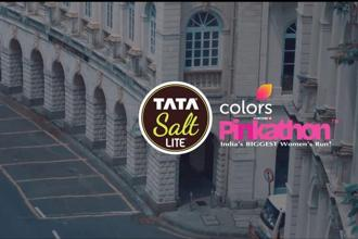 The Tata Salt Lite's campaign promotes the sixth edition of Pinkathon (a women-only marathon) in Mumbai scheduled to be held on 17 December.