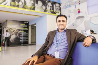 Flipkart CEO Kalyan Krishnamurthy. The surge in Flipkart's GMV is an indication that India's largest e-commerce firm is consistently holding its own against Amazon India. Photo: Bloomberg