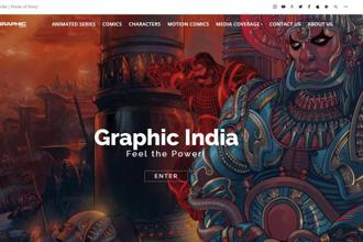 Graphic India makes digital comics and animation content in partnership with celebrities and animators including Stan Lee, Amitabh Bachchan and Grant Morrison.