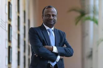 Rajnish Kumar. Photo: Hemant Mishra/Mint