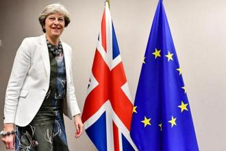 UK Prime Minister Theresa May is prepared to make some concessions on the role of the ECJ after Brexit, enraging members of her Conservative Party for whom the court is a symbol of lost sovereignty. But the compromise may not go far enough to satisfy the EU. Photo: Reuters