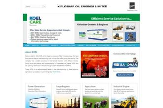Kirloskar Oil Engines competes with Cummins India, Ashok Leyland and Mahindra in the diesel generator segment.