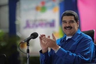 Venezuelan President Nicolas Maduro has said that his country will launch its own cryptocurrency, backed by the ample reserves of oil, gold and diamonds that his country has. Photo: Reuters