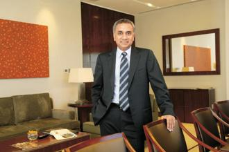 Salil Parekh's is the second non-founder CEO of Infosys after predecessor Vishal Sikka. Photo: Hemant Mishra/Mint