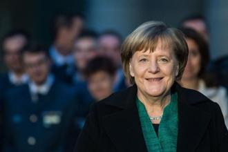 "Angela Merkel, who has been elected chancellor of Germany for three successive terms, suffered a setback that was described as a ""nightmare victory"". Photo: AFP"