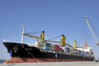 Chabahar port  is seen as a gateway for India for trade with Central Asian countries. Photo: AP