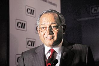 TVS Motor chairman and MD Venu Srinivasan. TVS is the second two-wheeler maker after Hero MotoCorp, to acquire a stake in an electric two-wheeler firm. Photo: Pradeep Gaur/Mint