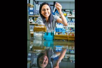 Yamuna Krishnan and her team are on the path to 'uncover new functions of DNA, which go beyond its traditional role as nature's (life's) genetic material'.