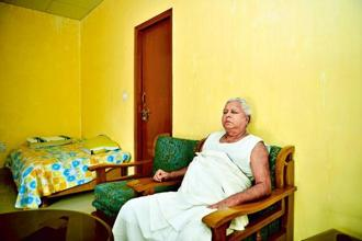 A file photo of RJD chief Lalu Prasad. Photo: Pradeep Gaur/Mint