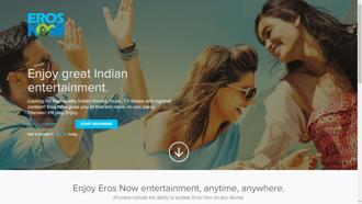 Eros is reducing its dependence on box office and is instead focusing on its online streaming platform Eros Now.