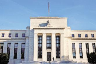 The Fed's forecast in September indicated three rate hikes were likely next year, but any increase in anxiety over fiscal policy and its impact on inflation could be reflected in the revised projections from policymakers that will be released at this week's meeting. Photo: Reuters