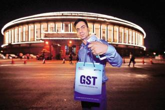 GST council, headed by finance minster Arun Jaitley, had lowered GST rates on over 200 items, ranging from chewing gum to chocolates, to beauty products, wigs and wrist watches. Photo: Pradeep Gaur/Mint