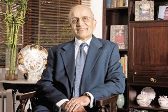 Maruti Suzuki chairman R.C. Bhargava says the tie-up between Suzuki and Toyota is to develop electric vehicles for the Indian market, and hence it is solely going to benefit Maruti Suzuki. Photo: Ramesh Pathania/Mint