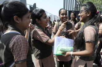 CBSE will soon notify schedule of the board examinations for Class 10 and Class 12. Photo: HT