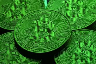 Bitcoin futures contracts allows investors to bet on the price of the cryptocurrency in one, two or three months. Photo: Reuters
