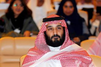Saudi Arabia's Crown Prince Mohammed bin Salman has been the largest investor in the SoftBank Vision Fund, contributing almost half of the money Son has been raising to accelerate his dealmaking around the world. Photo: Reuters