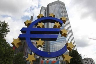 There is a growing sense of the need for fiscal and eventual political union if the euro is to be maintained without damage to economic performance. Photo: AFP