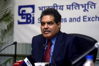 Sebi chairman Ajay Tyagi says the regulator has given final comments on 66 IPOs and 20 are pending before it. Photo: Abhijit Bhatlekar/Mint