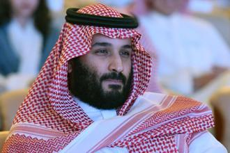 Saudi crown prince Mohammed bin Salman has been breaking established social norms in the kingdom since his rise to power in 2015. Photo: AFP