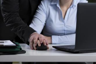 A woman's career stagnates after she experiences harassment at the workplace. Photo: iStock